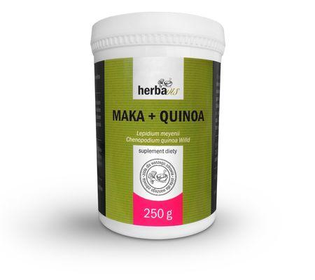 Maka+Quinoa